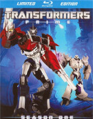 Transformers Prime: Complete First Season Blu-ray
