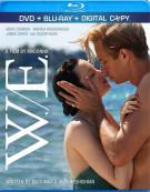 W.E. (Blu-ray + DVD + Digital Copy) Blu-ray