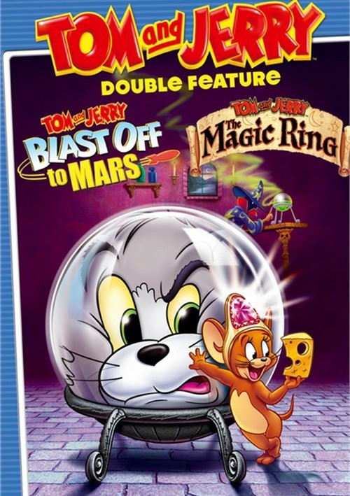 blast off to mars the magic ring tom and double feature wbshop - photo #9