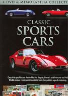 Classic Sports Cars Memorabilia Set Movie
