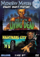 Midnight Movies: Volume 9 - Zombie Double Feature Movie