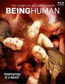 Being Human: The Complete Second Season Blu-ray