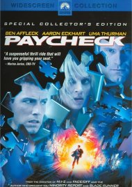 Paycheck Movie