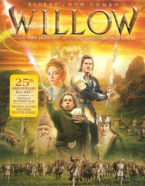 Willow (Blu-ray + DVD Combo) Blu-ray