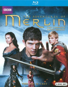 Merlin: The Complete Fifth Season Blu-ray