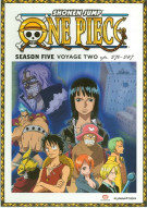 One Piece: Season Five - Second Voyage  Movie