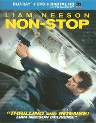 Non-Stop (Blu-ray + DVD Combo) Blu-ray