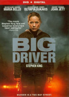 Big Driver (DVD + UltraViolet) Movie