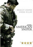 American Sniper (DVD + UltraViolet) Movie