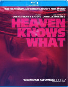Heaven Knows What Blu-ray