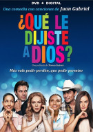 Que Le Dijiste A Dios? (DVD + UltraViolet) Movie