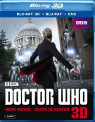 Doctor Who: Dark Water / Death In Heaven (Blu-ray 3D + Blu-ray + DVD) Blu-ray