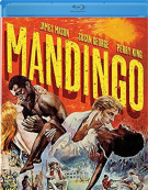 Mandingo Blu-ray