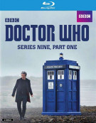 Doctor Who: Series Nine - Part One Blu-ray
