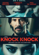 Knock Knock (DVD + UltraViolet) Movie