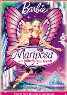 Barbie Mariposa & The Fairy Princess Movie