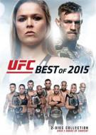 UFC: Best Of 2015 Movie