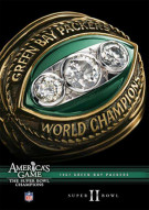 NFL Americas Game: 1967 Green Bay Packers Super Bowl II Movie
