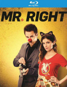 Mr. Right (Blu-ray + UltraViolet) Blu-ray