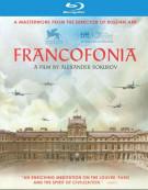 Francofonia Blu-ray