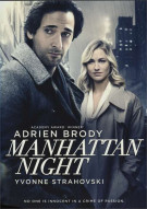 Manhattan Night (DVD + UltraViolet) Movie