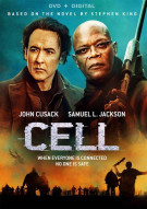 Cell (DVD + UltraViolet) Movie