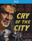 Cry of The City Blu-ray