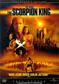 Scorpion King, The (Fullscreen) Movie