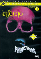 Dario Argento Collection 1: Inferno/ Phenomena Movie