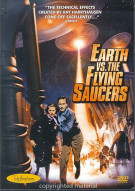 Earth Vs. The Flying Saucers Movie