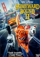 Homeward Bound II: Lost In San Francisco Movie