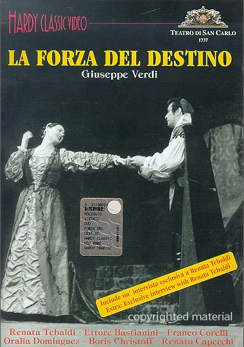 La Forza Del Destino: Giuseppe Verdi Movie
