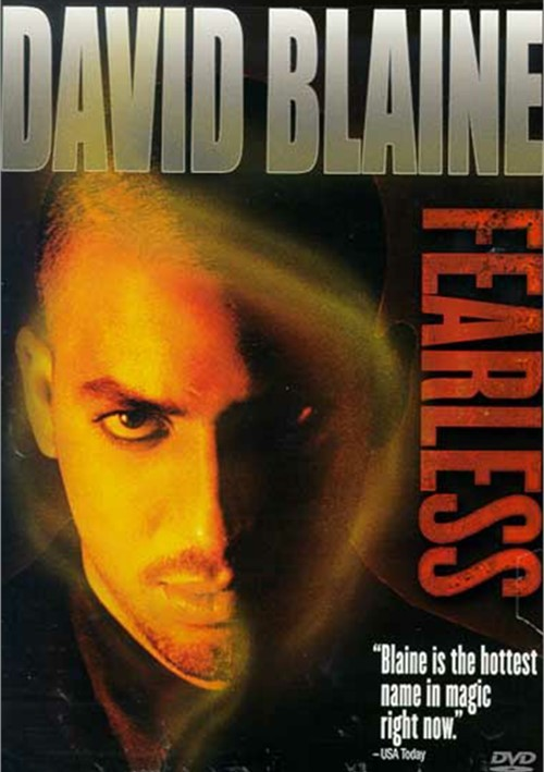 David Blaine: Fearless Movie