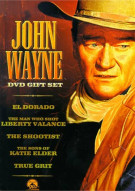 John Wayne DVD Gift Set Movie