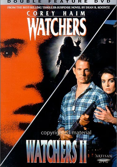 Watchers / Watchers II (Double Feature) Movie