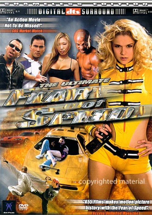 Ultimate Fear Of Speed Movie