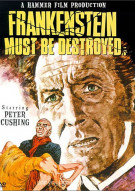Frankenstein Must Be Destroyed Movie