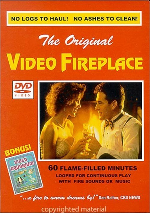 Video Fireplace Movie