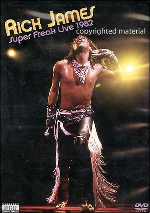 Rick James: Super Freak 1982 Movie