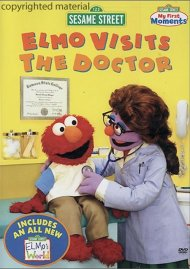 Sesame Street: Elmo Visits The Doctor Movie