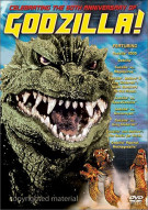 Godzilla DVD Collection 7-Pack Movie