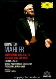 Bernstein: Mahler Symphonies Nos. 9 & 10 Movie