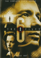 X-Files, The: The Complete Sixth Season (Repackaged) Movie