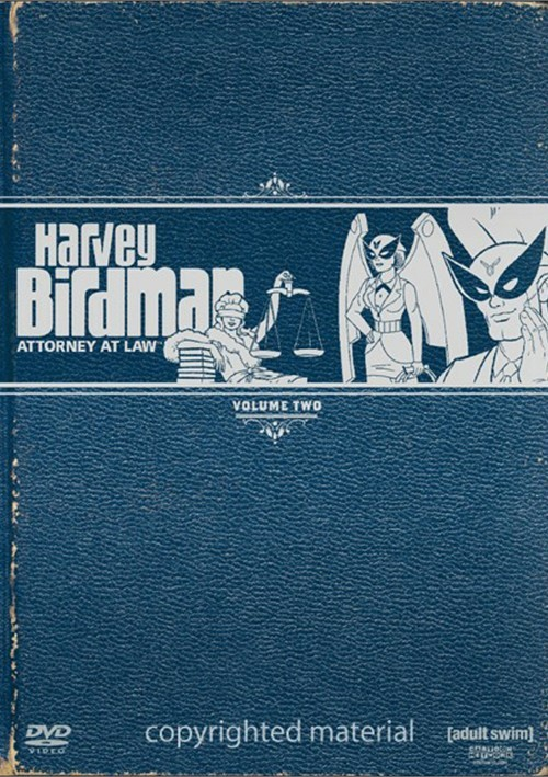 Harvey Birdman, Attorney At Law: Volume 2 Movie