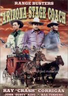 Arizona Stage Coach (Alpha) Movie