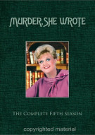Murder, She Wrote: The Complete Fifth Season Movie