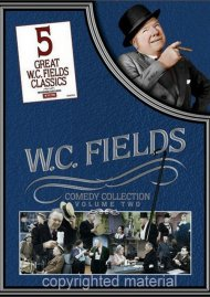 W.C. Fields Comedy Collection: Volume 2 Movie