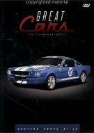 Great Cars: Mustang / Cobra / GT - 40 Movie