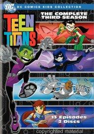 Teen Titans: The Complete Third Season Movie