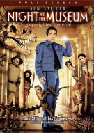 Night At The Museum (Fullscreen) Movie